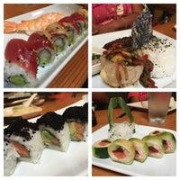 Photo taken at Sabaku Sushi by Marjorie M. on 7/14/2016
