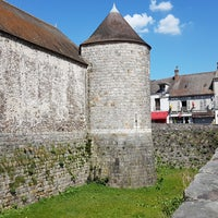 Photo taken at Château de Dourdan by DUVAL F. on 4/23/2018