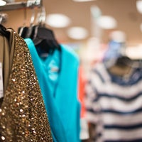 Photo taken at Nordstrom Rack by Compass on 7/23/2013