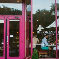 Photo taken at Brooklyn Heights Wine Bar by Compass on 4/21/2014