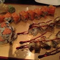 Photo taken at Yoshi Sushi by Yoshi Sushi on 7/11/2013