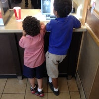Photo taken at Wendy's - Countryside by Jr. R. on 1/29/2014