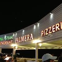 Photo taken at Palmera Seaside Restaurant by Ruslan K. on 7/18/2013