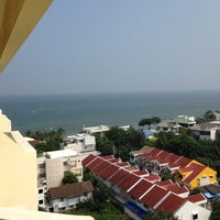 Photo taken at Condo Chain Huahin by Костя Ч. on 10/26/2013