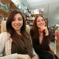 Photo taken at İncesu Kitap Kırtasiye by Gülseren T. on 2/28/2016