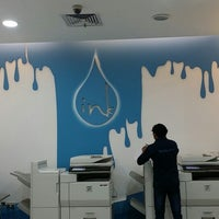Photo taken at Ink Print&Copy Center by Abdulaziz A. on 12/3/2013