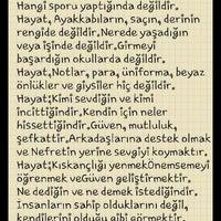 Photo taken at seyr-i Alem by Ertuğrul A. on 10/23/2013