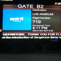 Photo taken at Gate B2 by marty p. on 4/27/2013
