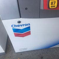 Photo taken at Chevron by Will G. on 11/10/2017
