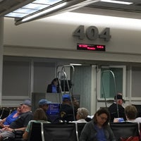Photo taken at Gate 404 by Will G. on 6/23/2017