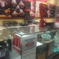 Photo taken at Cold Stone Creamery by Will G. on 1/21/2017