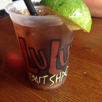 Photo taken at LuLu's Bait Shack by Cory A. on 7/13/2013