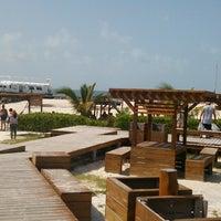 Photo taken at Playa Langosta by Ricardo L. on 7/22/2013
