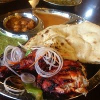 Photo taken at Sri Ananda Bahwan Restaurant by Anna Y. on 12/31/2012