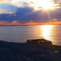 Photo taken at Sarısu Kadınlar Plajı by .. on 9/8/2014