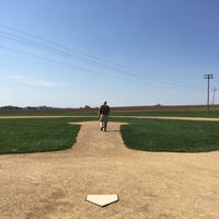 Photo taken at Field of Dreams by Katherine F. on 5/16/2017