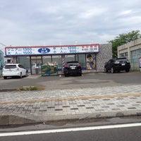 Photo taken at デイリーヤマザキ 鶴岡新形町店 by Kazuki H. on 7/16/2015