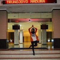 Photo taken at Universitas Trunojoyo Madura by Isroatul A. on 10/11/2015