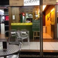 Photo taken at Kangaroo Australian Burger by Sicilia G. on 6/9/2016