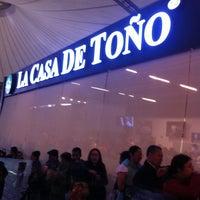Foto tomada en La Casa de Toño por Mariane C. el 9/15/2018