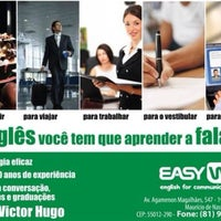 Photo taken at Easy Way English For Communication by Victor G. on 8/16/2013