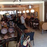 5/2/2013 tarihinde Caner C.ziyaretçi tarafından Denizen Coffee'de çekilen fotoğraf