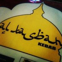 Photo taken at Al Kasbah Kebab by Raphael F. on 12/5/2012