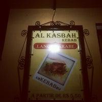 Photo taken at Al Kasbah Kebab by Raphael F. on 11/30/2012