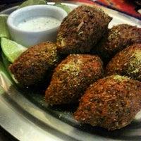 Photo taken at Al Kasbah Kebab by Raphael F. on 4/12/2013