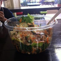Photo taken at Day Light Salads by Lizz O. on 3/27/2014