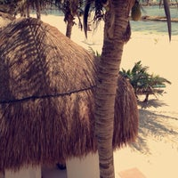 Photo taken at Playa - Beach by Stéphanie P. on 7/13/2015
