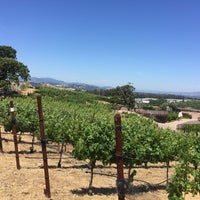 Photo taken at Trinitas Cellars by Alicia R. on 5/23/2017
