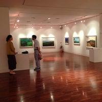 Photo taken at 수원시립미술전시관 by miring j. on 8/23/2013