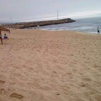 Photo taken at Praia do Norte by Benz on 7/13/2013