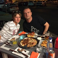 Foto tomada en Horchateria-Pizzeria Bon Gelat por Colomina Mira R. el 10/8/2017