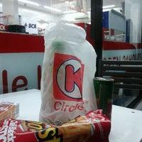 Photo taken at Circle K by Ditya D. on 12/14/2012