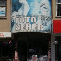 Photo taken at FOTO SEHER by Onur A. on 9/19/2013