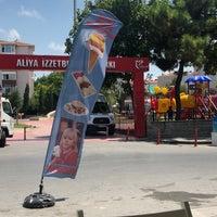 Das Foto wurde bei Aliya İzzet Begoviç Parkı von Aylanc M. am 7/12/2018 aufgenommen
