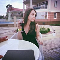 "Photo taken at База отдыха ""Академия"" by Caroline S. on 7/20/2013"