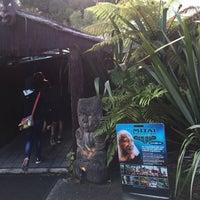 Photo taken at Mitai Maori Village by Jin O. on 12/23/2016