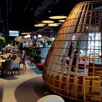 Photo taken at THY Crew Lounge by HAKAN Ö. on 9/17/2014