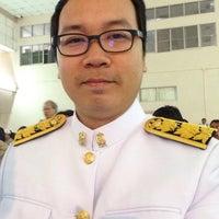 Photo taken at หอประชุมอำเภอแม่สะเรียง by Suradon D. on 12/5/2014