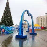 Photo taken at лыжная база рузаевка by Nikolai M. on 12/14/2017