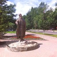 Photo taken at Памятник Селятино by Nikolai M. on 7/6/2016
