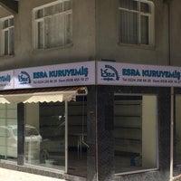 Photo taken at ESRA Kuruyemiş by Doğukan K. on 7/22/2014