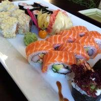 Photo taken at Akiko Sushi Bar & Restaurant by Jana L. on 7/20/2013