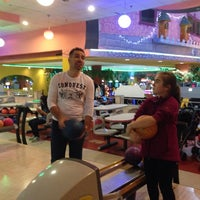 Photo taken at Carrefuor Bowling by Meral Ö. on 5/10/2014