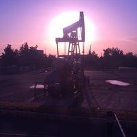 Photo taken at Bati Raman Oil Field by H. Y. on 5/18/2016