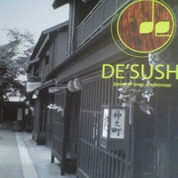Photo taken at DE'SUSHI by Eferly P. on 9/24/2013
