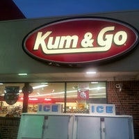 Photo taken at Kum & Go by Amy R. on 9/27/2012